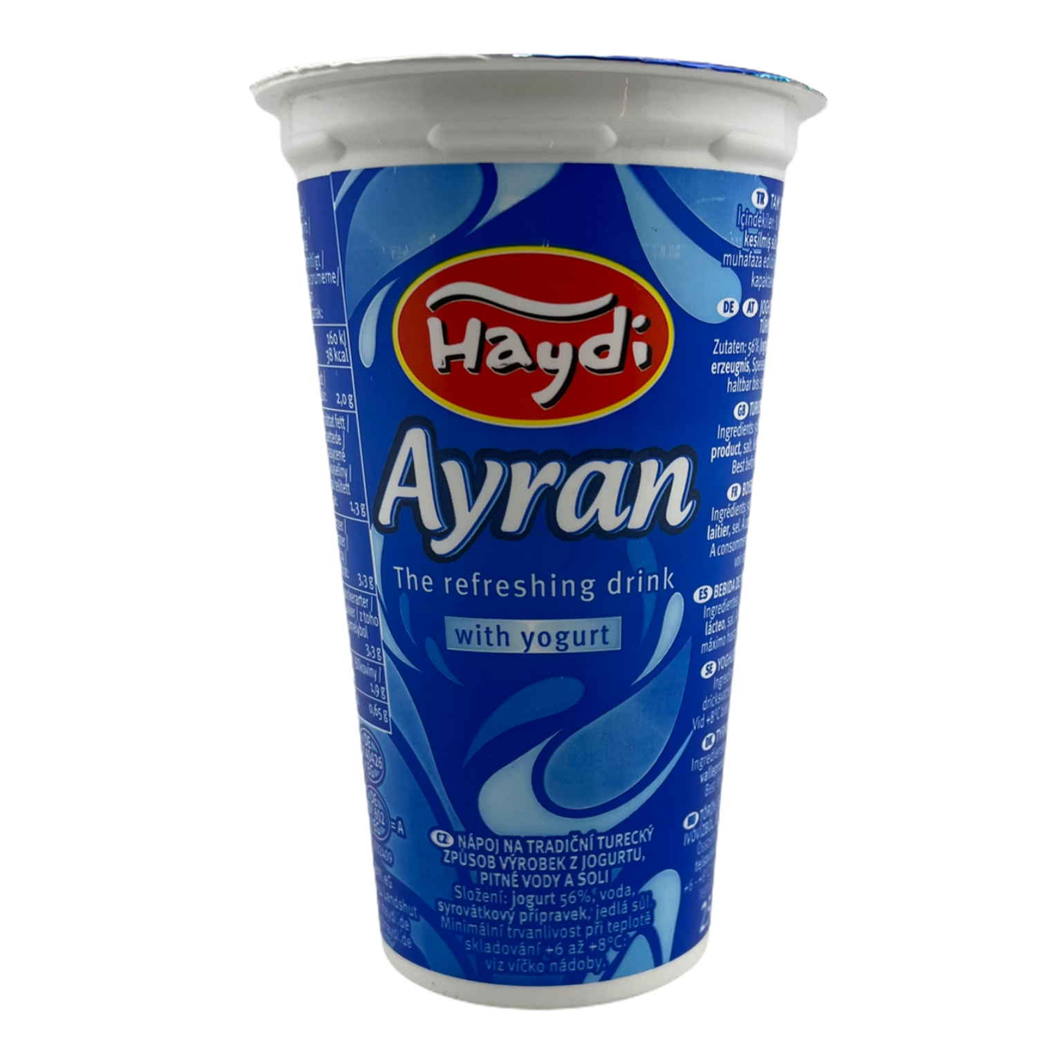 Ayran (Yoghurt Getränk)